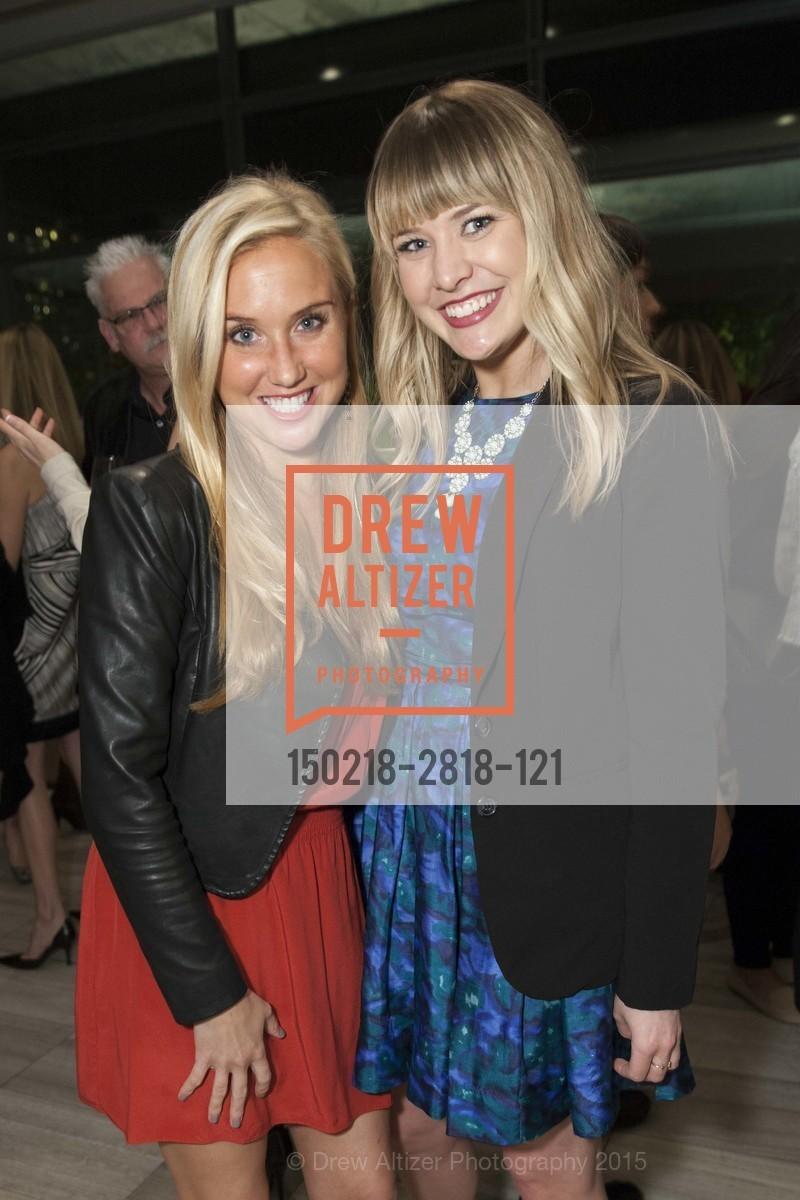 Allison Frazier, Jordan Gustafson, Photo #150218-2818-121