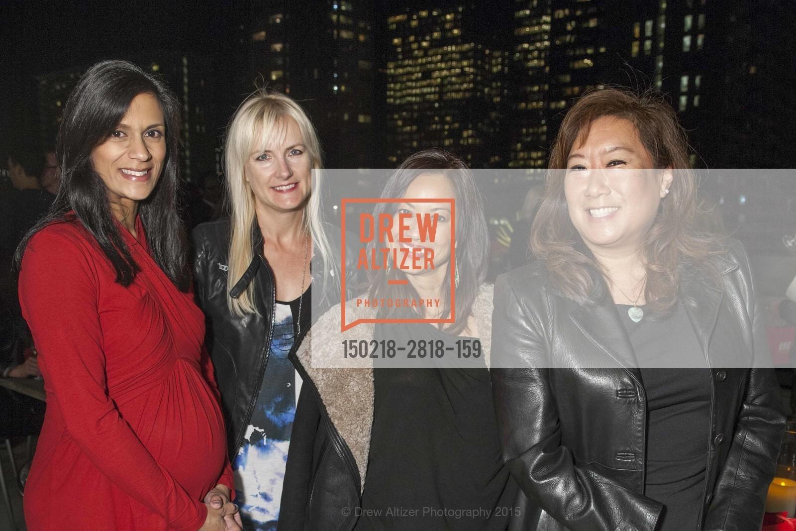 Sumi Das, Carrie Liane, Thuy Vu, Polly Kwan, Photo #150218-2818-159