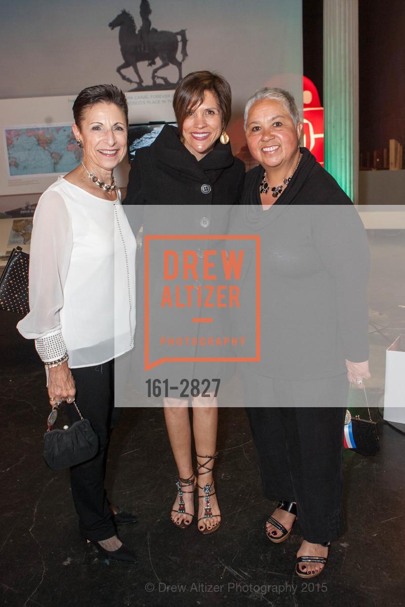 Joy Luckel, Sarah Ballard, Judy Aubry, Photo #161-2827