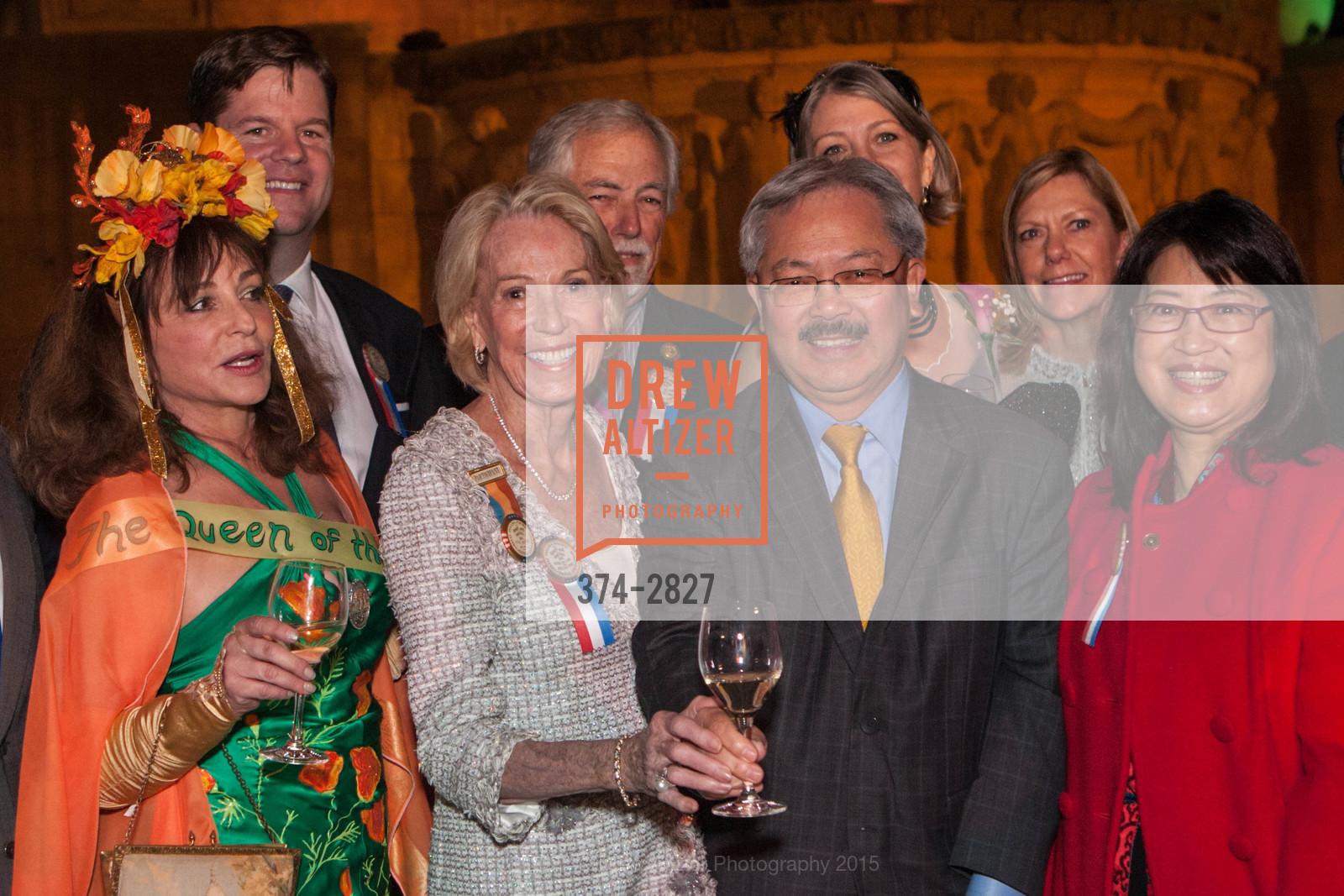 Donna Huggins, Mark Farrell, Charlotte Shultz, Mark Buell, Ed Lee, Anthea Hartig, Anita Lee, Photo #374-2827