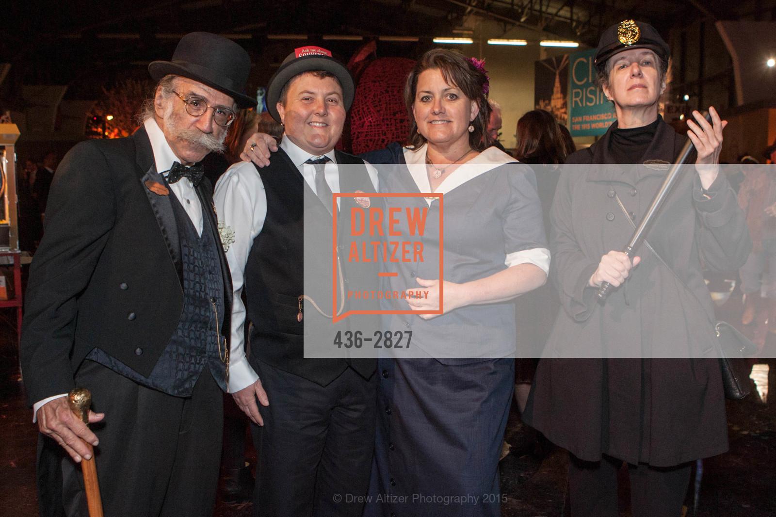 Michael Dion, Winnie Fink, Blanche Mason, Photo #436-2827