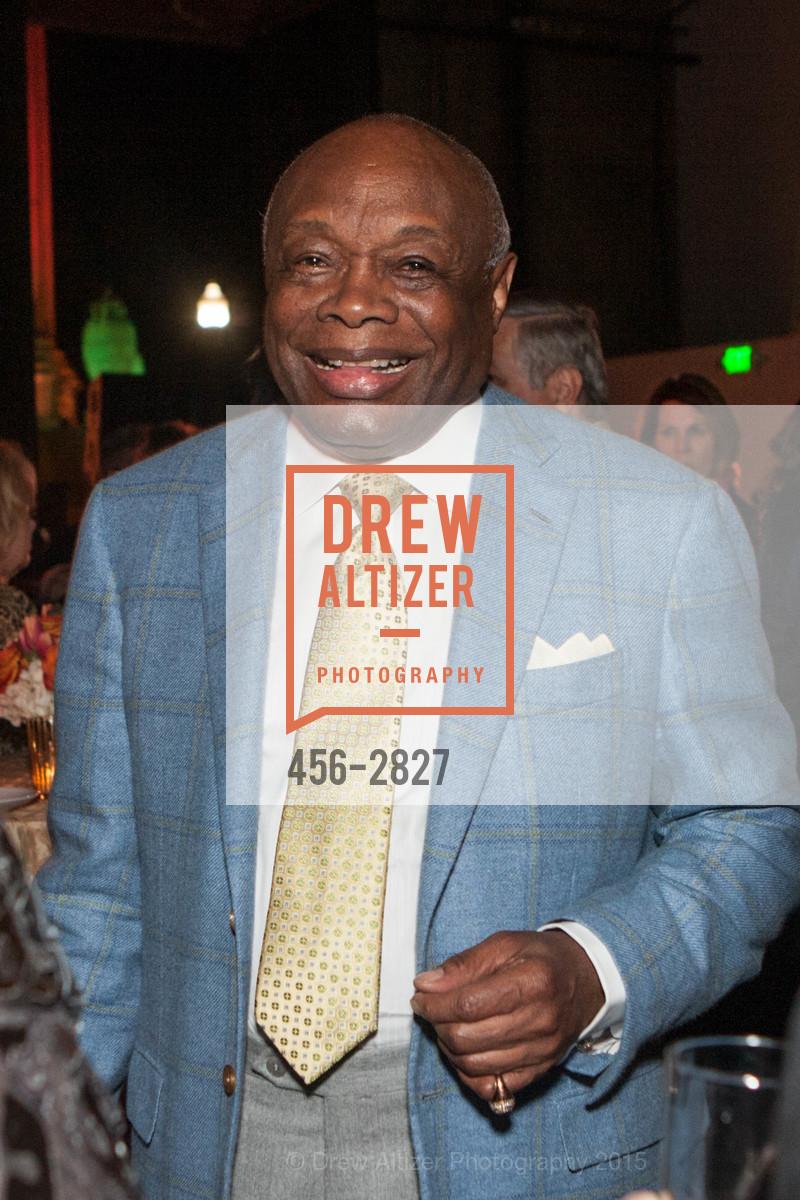 Willie Brown, Photo #456-2827