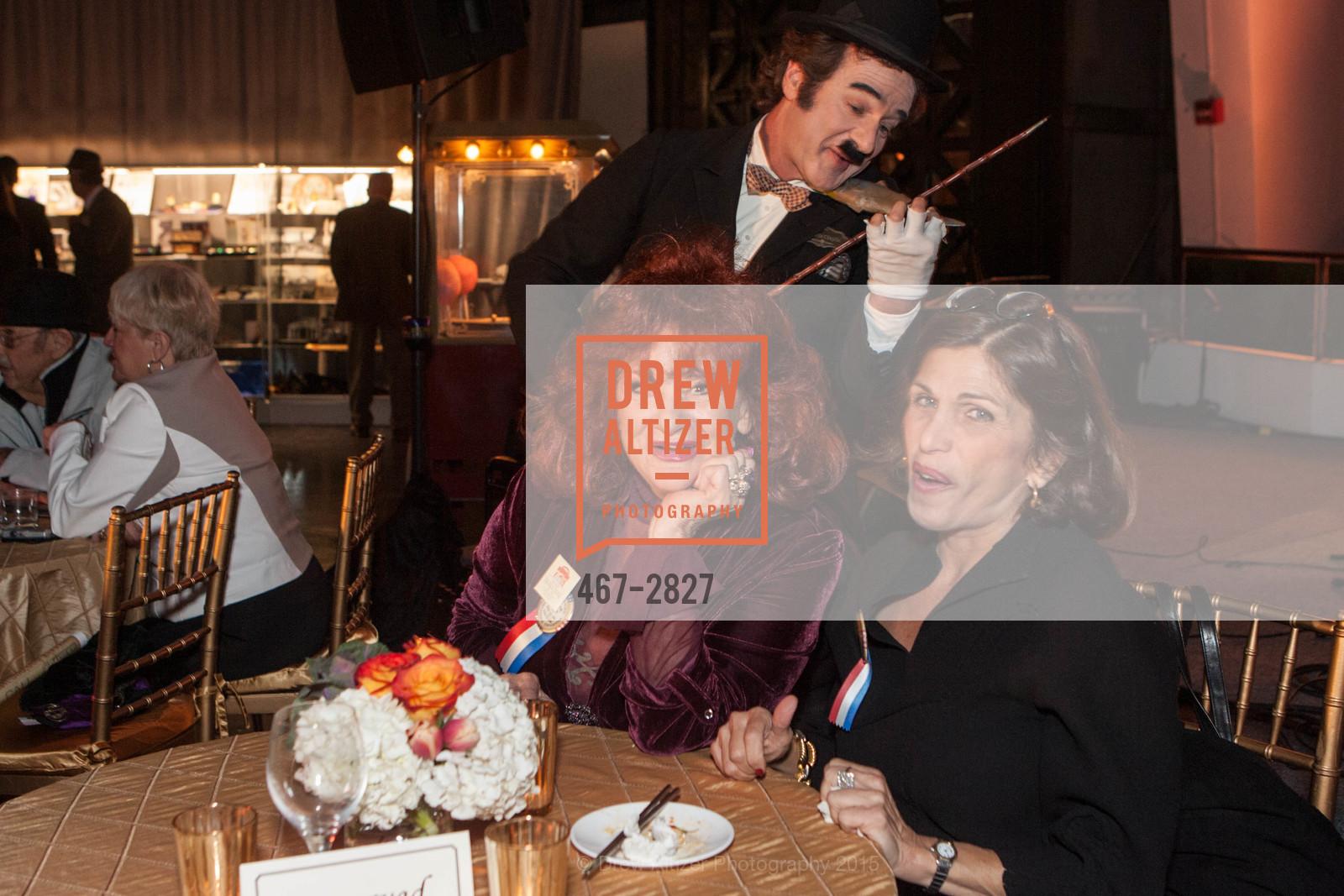 Pat Brown, Doris Raymond, Photo #467-2827
