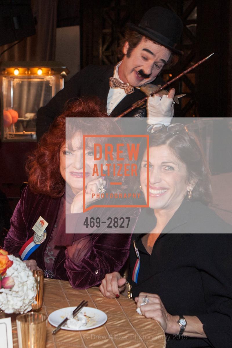 Pat Brown, Doris Raymond, Photo #469-2827