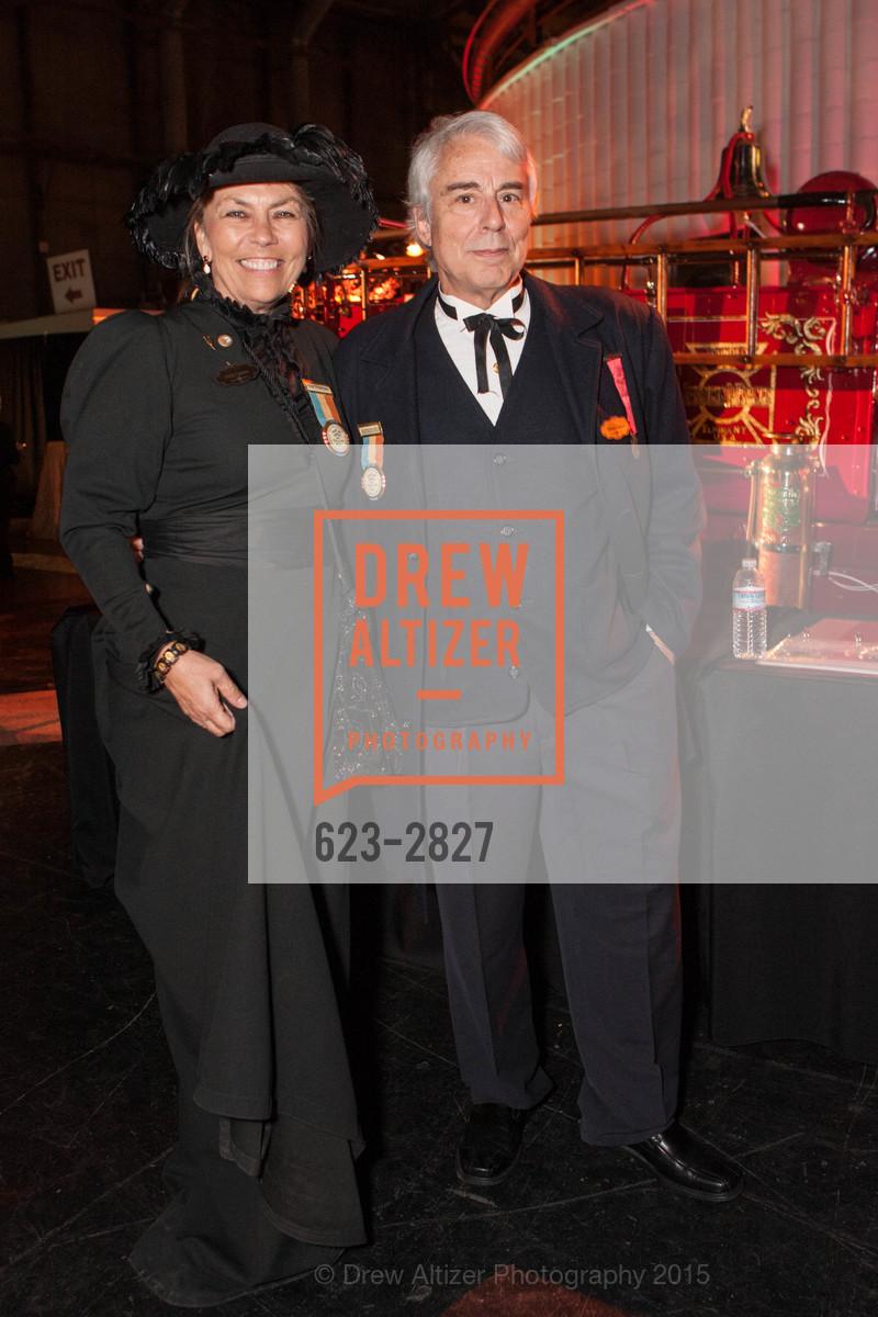 Barbara Cutler, Bill Ballas, Photo #623-2827