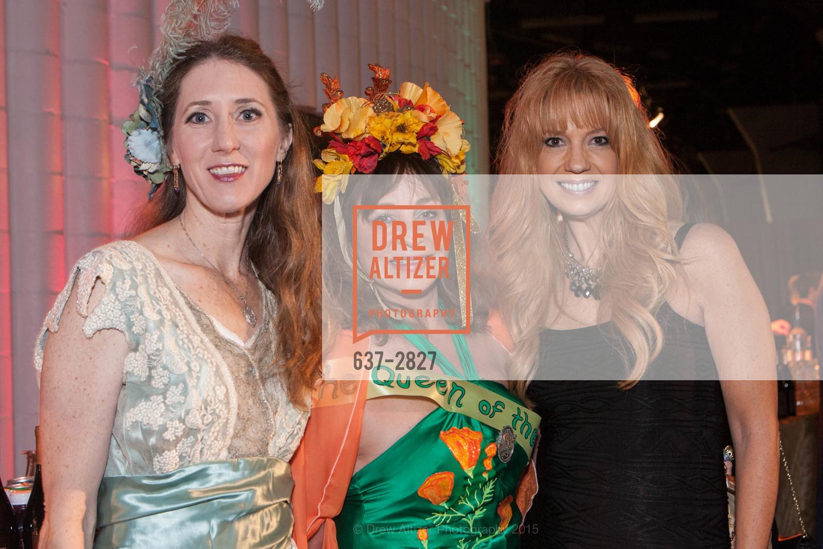 Laura Ackley, Donna Huggins, Tsarra Benitez, Photo #637-2827