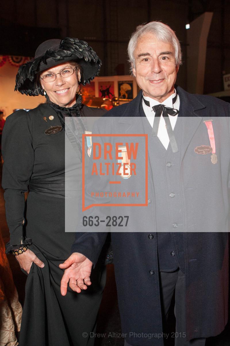 Barbara Cutler, Bill Ballas, Photo #663-2827