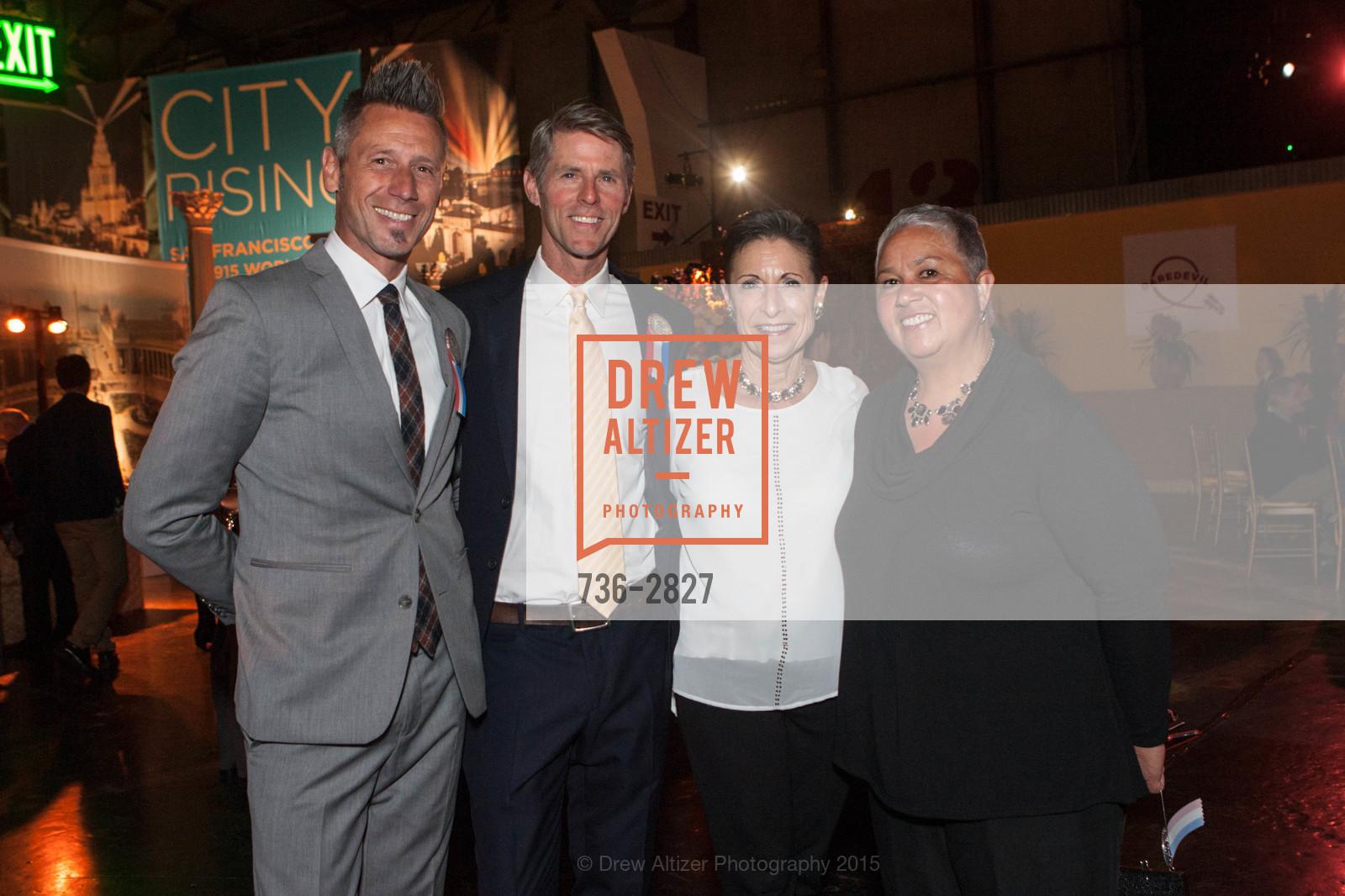Mat Lundberg, Zack Taylor, Joy Luckel, Judy Aubry, Photo #736-2827