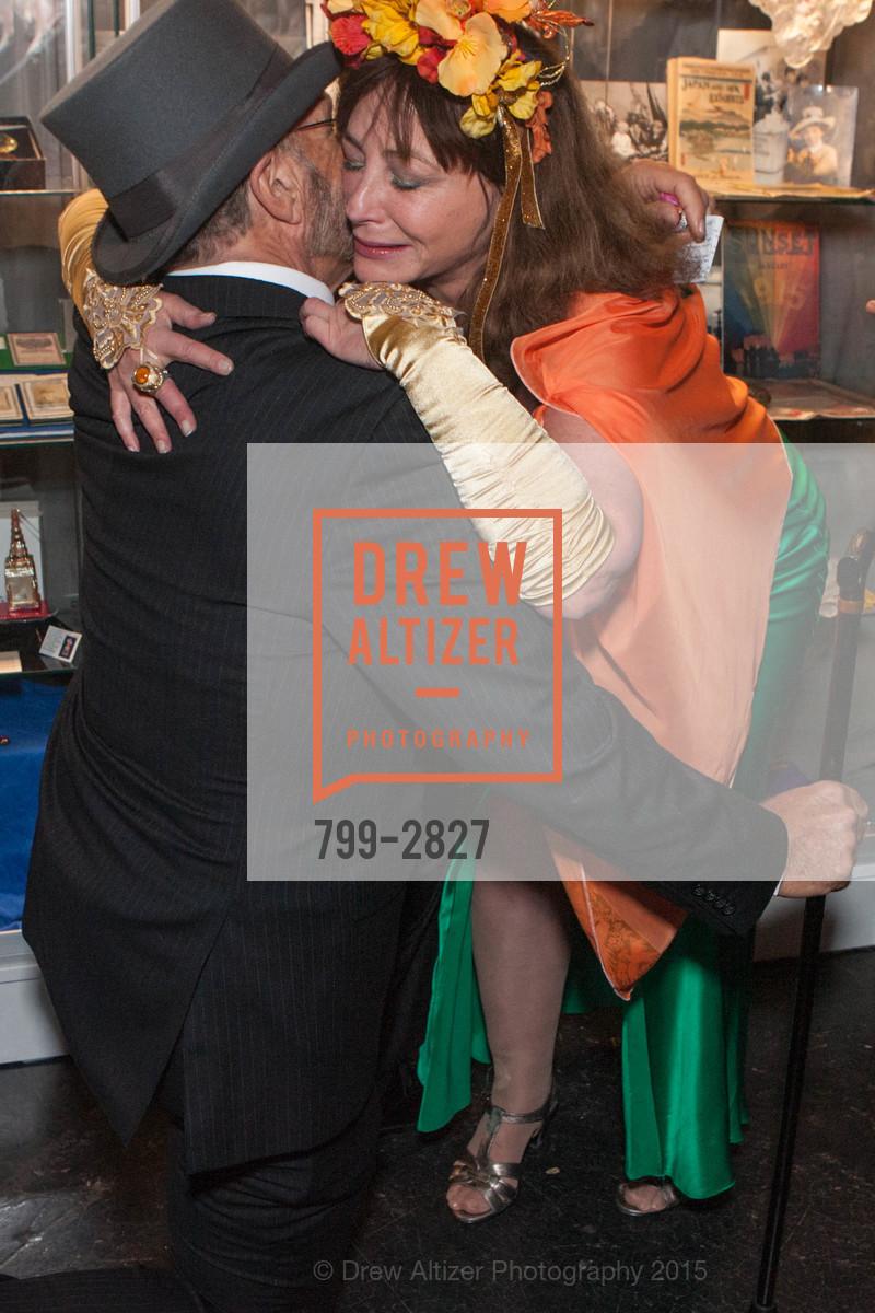 John Jamieson, Donna Huggins, Photo #799-2827