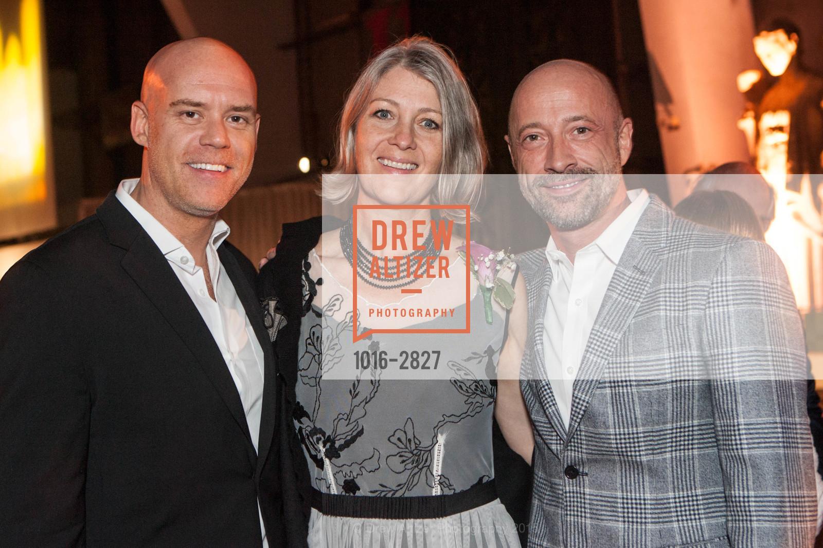 Dan Burns, Anthea Hartig, Dan Bernal, Photo #1016-2827