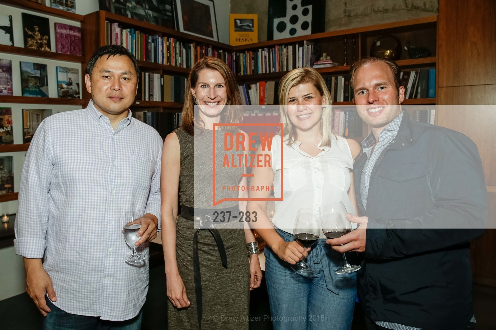 Han Liu, Elizabeth Hosfield, Elizabeth Dixon, Logan Allin, Jay Jeffers Host Will Harlan, Jay Jeffers CAVALIER. 1035 Post Street, San Francisco 94109, September 10th, 2015,Drew Altizer, Drew Altizer Photography, full-service agency, private events, San Francisco photographer, photographer california