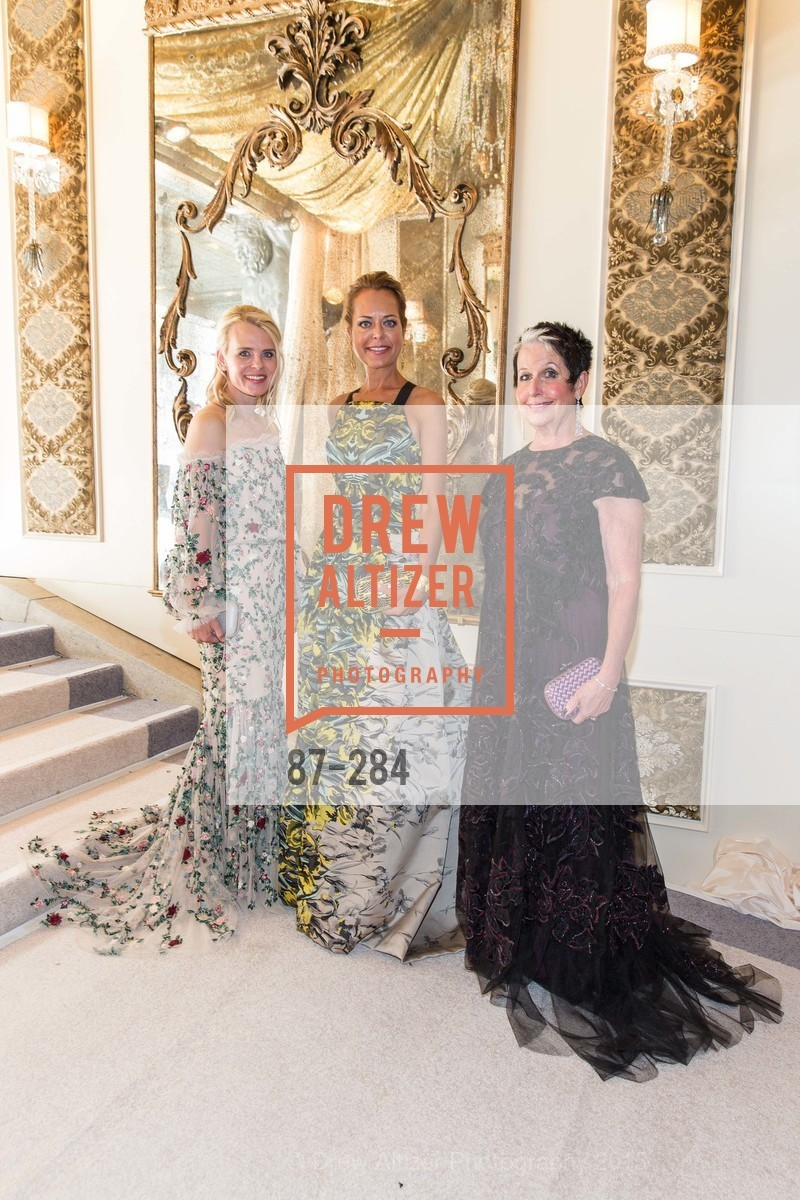 Jane Mudge, Charlot Malin, Karen Kubin, Opera Ball 2015: Moonlight & Music, War Memorial Opera House. 301 Van Ness Ave, September 11th, 2015,Drew Altizer, Drew Altizer Photography, full-service agency, private events, San Francisco photographer, photographer california