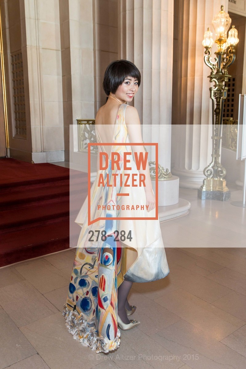 Yuka Uehara, Opera Ball 2015: Moonlight & Music, War Memorial Opera House. 301 Van Ness Ave, September 11th, 2015,Drew Altizer, Drew Altizer Photography, full-service agency, private events, San Francisco photographer, photographer california