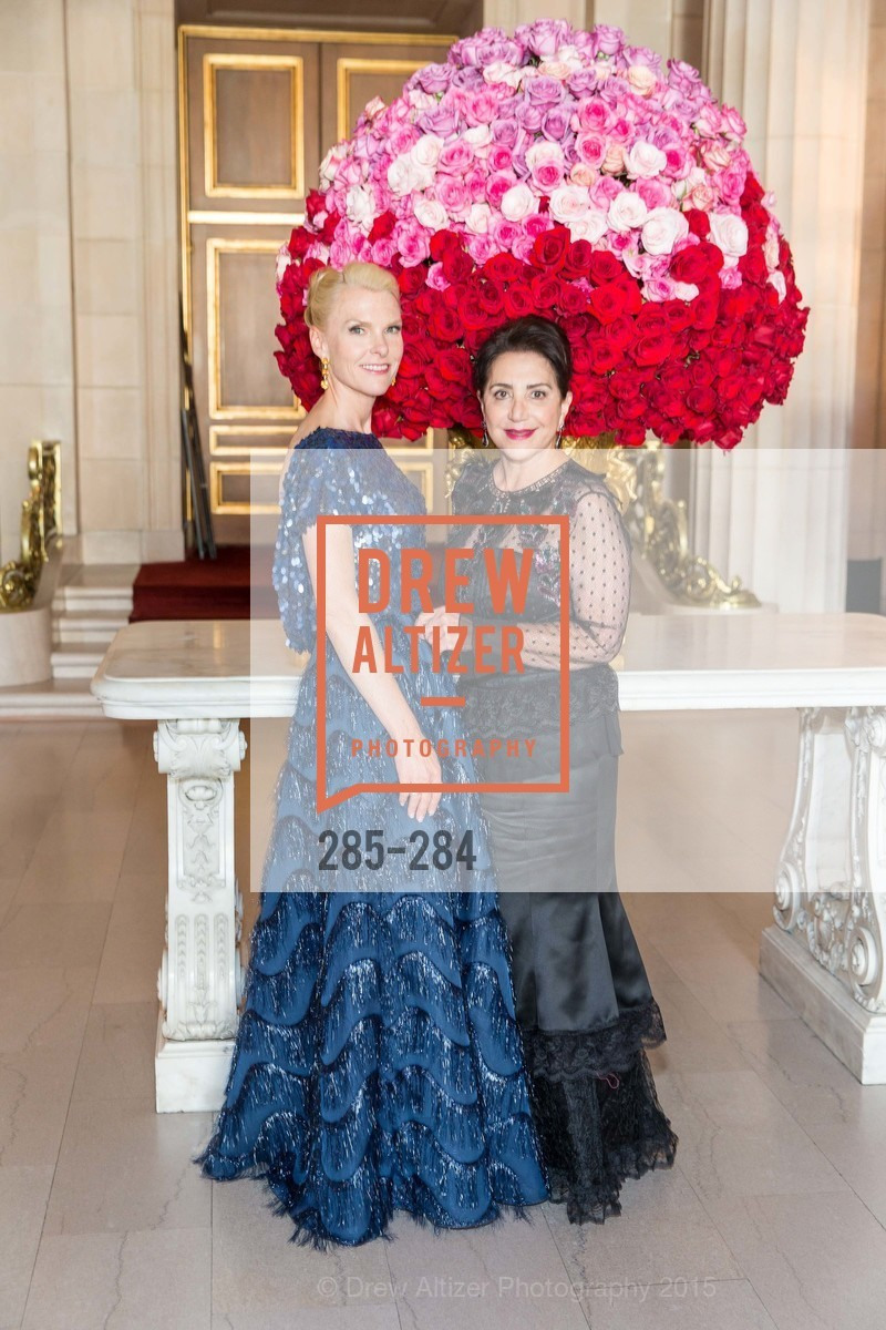 Linle Froebe, Lily Samii, Opera Ball 2015: Moonlight & Music, War Memorial Opera House. 301 Van Ness Ave, September 11th, 2015,Drew Altizer, Drew Altizer Photography, full-service agency, private events, San Francisco photographer, photographer california