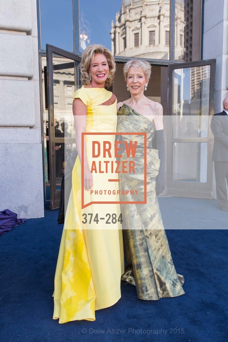 Mary Poland, Barbara Brookens-Schneider, Opera Ball 2015: Moonlight & Music, War Memorial Opera House. 301 Van Ness Ave, September 11th, 2015,Drew Altizer, Drew Altizer Photography, full-service agency, private events, San Francisco photographer, photographer california