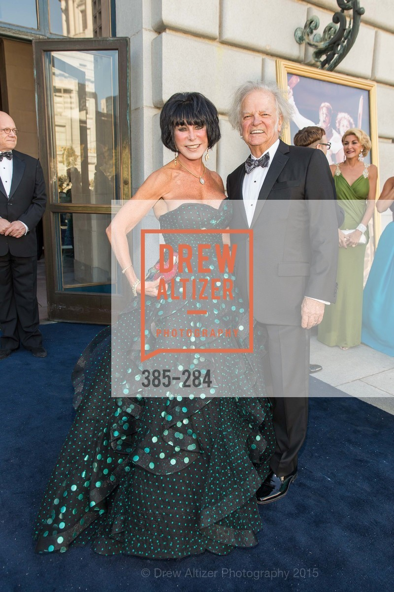 Marilyn Cabak, Michael Cabak, Opera Ball 2015: Moonlight & Music, War Memorial Opera House. 301 Van Ness Ave, September 11th, 2015,Drew Altizer, Drew Altizer Photography, full-service agency, private events, San Francisco photographer, photographer california