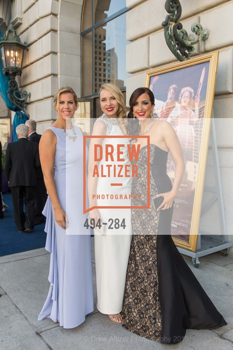 Lauren Groff, Laurie Diab, Shannon Eliot, Opera Ball 2015: Moonlight & Music, War Memorial Opera House. 301 Van Ness Ave, September 11th, 2015,Drew Altizer, Drew Altizer Photography, full-service agency, private events, San Francisco photographer, photographer california