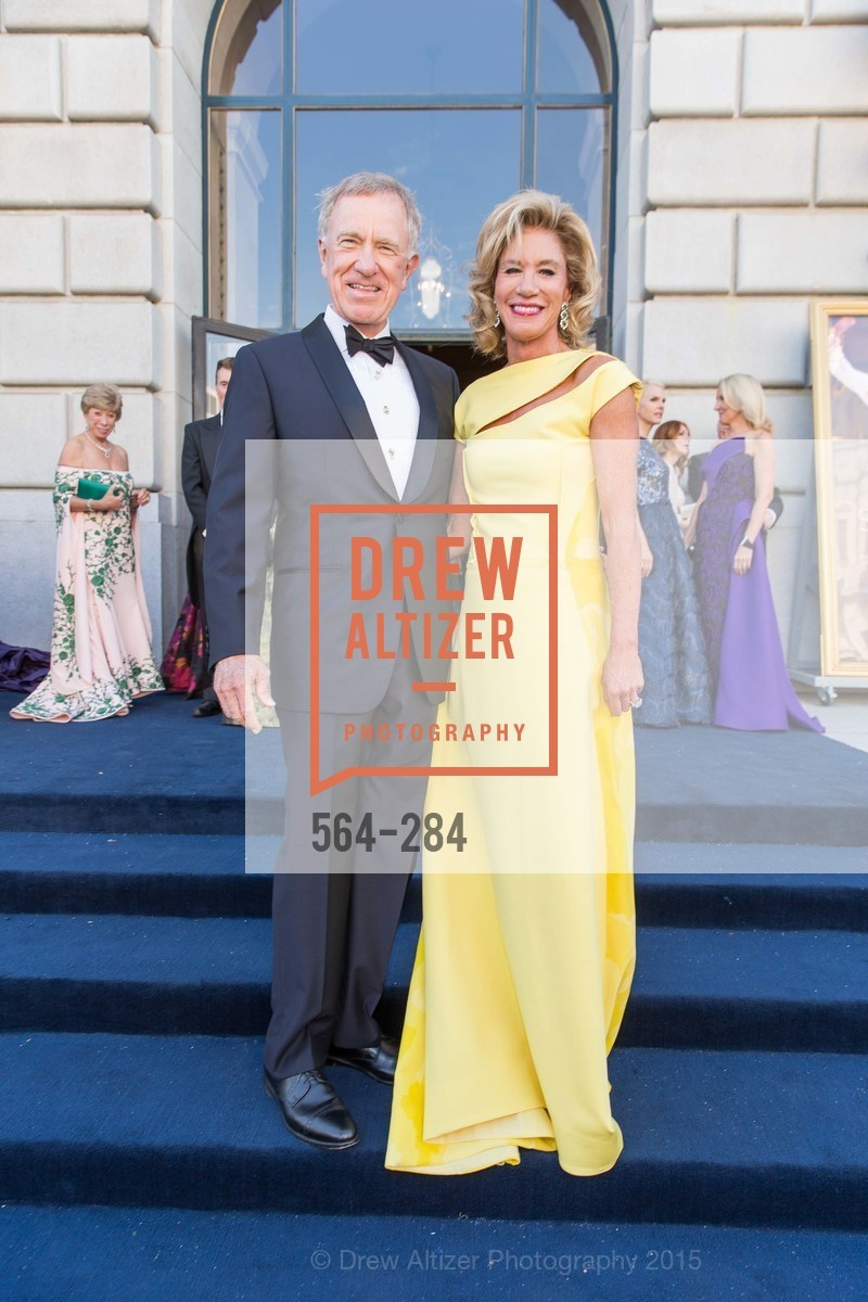 Bill Poland, Mary Poland, Opera Ball 2015: Moonlight & Music, War Memorial Opera House. 301 Van Ness Ave, September 11th, 2015,Drew Altizer, Drew Altizer Photography, full-service agency, private events, San Francisco photographer, photographer california