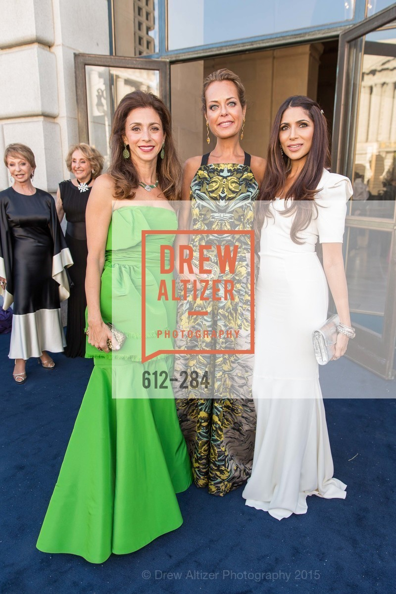 Maryam Muduroglu, Charlot Malin, Sobia Shaikh, Opera Ball 2015: Moonlight & Music, War Memorial Opera House. 301 Van Ness Ave, September 11th, 2015,Drew Altizer, Drew Altizer Photography, full-service agency, private events, San Francisco photographer, photographer california