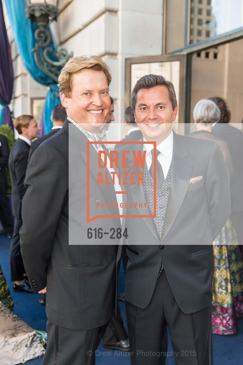 Jonathan Tower, Michael Uytengsu, Opera Ball 2015: Moonlight & Music, War Memorial Opera House. 301 Van Ness Ave, September 11th, 2015,Drew Altizer, Drew Altizer Photography, full-service agency, private events, San Francisco photographer, photographer california