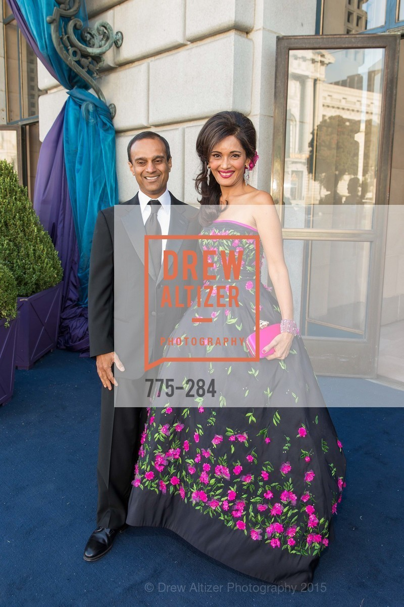 Gaurav Shah, Komal Shah, Opera Ball 2015: Moonlight & Music, War Memorial Opera House. 301 Van Ness Ave, September 11th, 2015,Drew Altizer, Drew Altizer Photography, full-service agency, private events, San Francisco photographer, photographer california