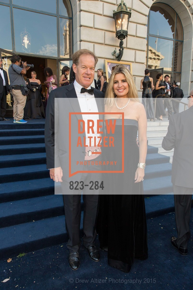 Carson Levit, Suzanne Levit, Opera Ball 2015: Moonlight & Music, War Memorial Opera House. 301 Van Ness Ave, September 11th, 2015,Drew Altizer, Drew Altizer Photography, full-service agency, private events, San Francisco photographer, photographer california