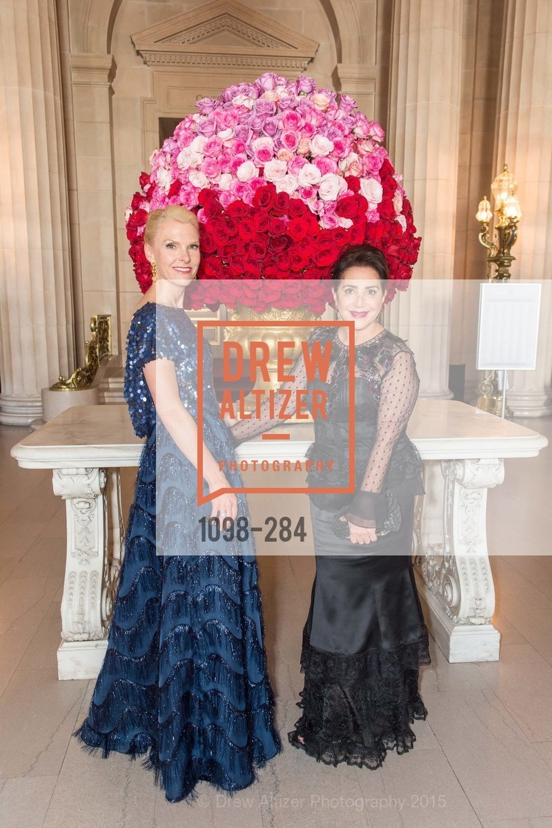 Linle Froeb, Lily Samii, Opera Ball 2015: Moonlight & Music, War Memorial Opera House. 301 Van Ness Ave, September 11th, 2015,Drew Altizer, Drew Altizer Photography, full-service agency, private events, San Francisco photographer, photographer california