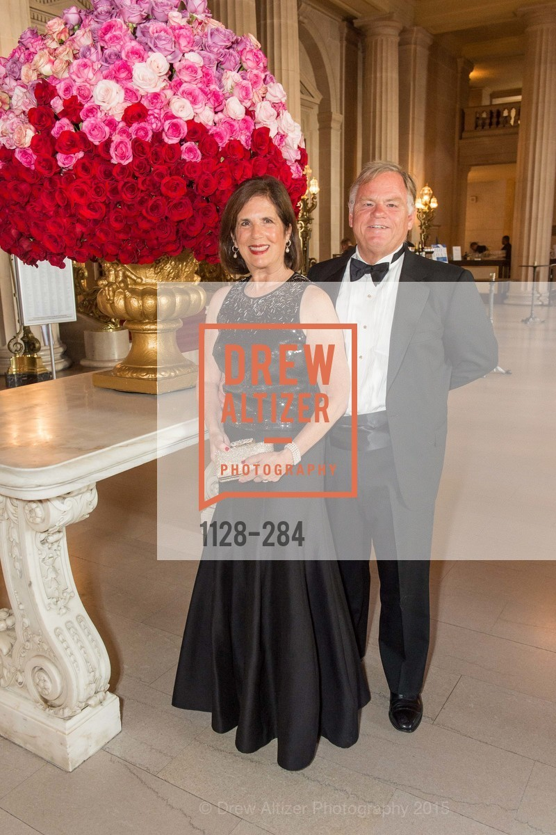 Roberta Holden, Rusty Holden, Opera Ball 2015: Moonlight & Music, War Memorial Opera House. 301 Van Ness Ave, September 11th, 2015,Drew Altizer, Drew Altizer Photography, full-service agency, private events, San Francisco photographer, photographer california