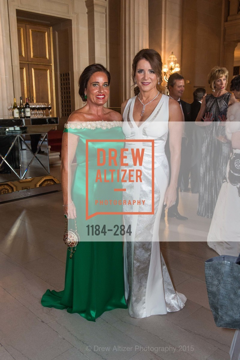 Natalia Urrutia, Michelle Ritchie, Opera Ball 2015: Moonlight & Music, War Memorial Opera House. 301 Van Ness Ave, September 11th, 2015,Drew Altizer, Drew Altizer Photography, full-service agency, private events, San Francisco photographer, photographer california