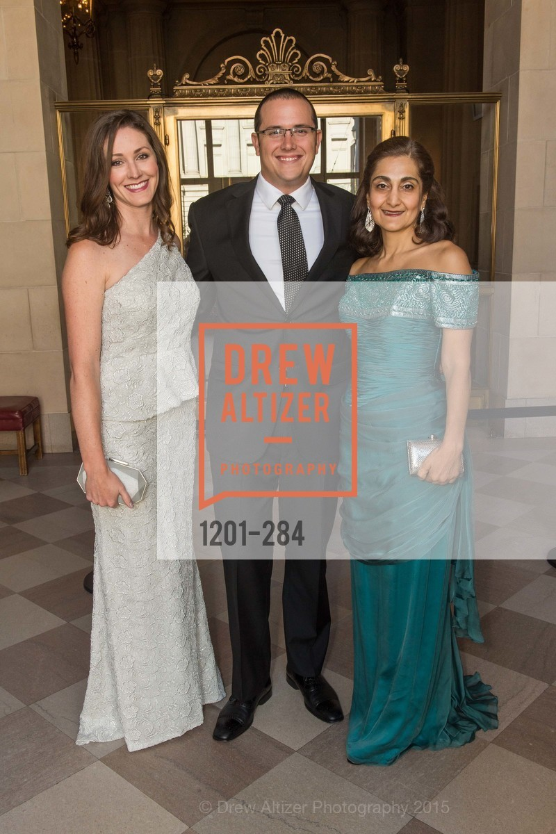 Annie Calonico Schieding, Braeden Schieding, Fati Farmanfarmaian, Opera Ball 2015: Moonlight & Music, War Memorial Opera House. 301 Van Ness Ave, September 11th, 2015,Drew Altizer, Drew Altizer Photography, full-service agency, private events, San Francisco photographer, photographer california