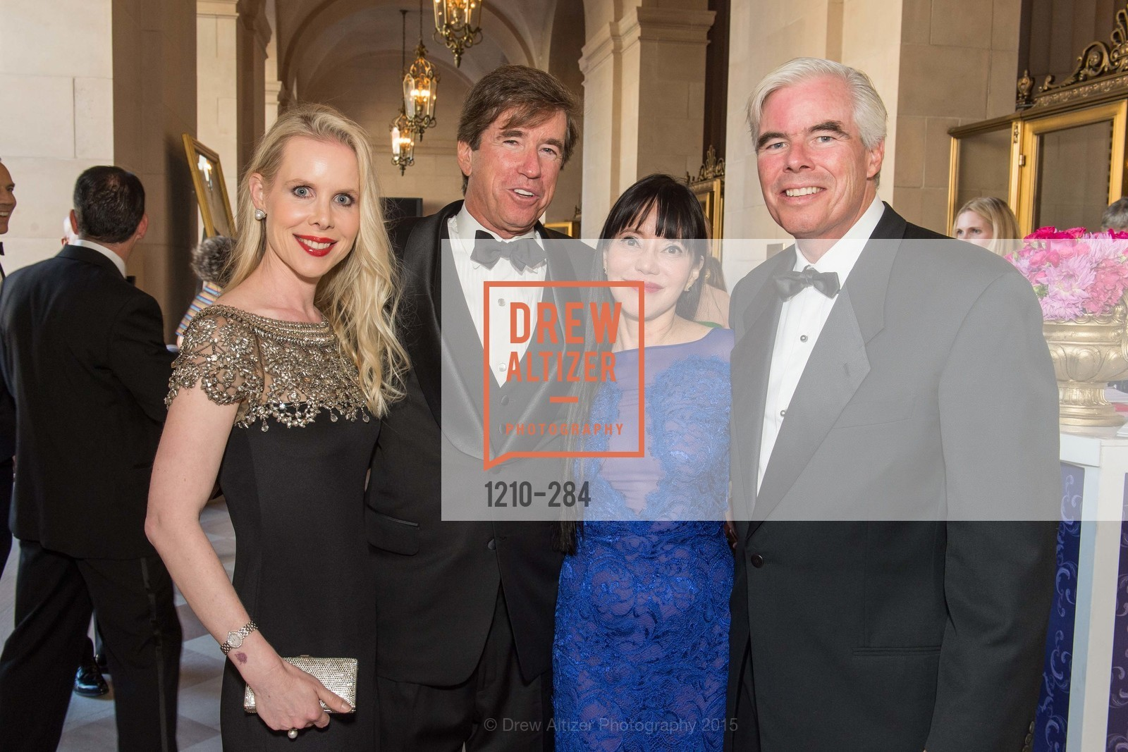 Shannon Cronan, Brian Sexton, France Szeto, Dan Cronan, Opera Ball 2015: Moonlight & Music, War Memorial Opera House. 301 Van Ness Ave, September 11th, 2015,Drew Altizer, Drew Altizer Photography, full-service agency, private events, San Francisco photographer, photographer california