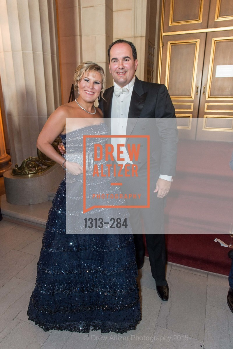 Sarah Lipton, Aaron Wheeler, Opera Ball 2015: Moonlight & Music, War Memorial Opera House. 301 Van Ness Ave, September 11th, 2015,Drew Altizer, Drew Altizer Photography, full-service agency, private events, San Francisco photographer, photographer california