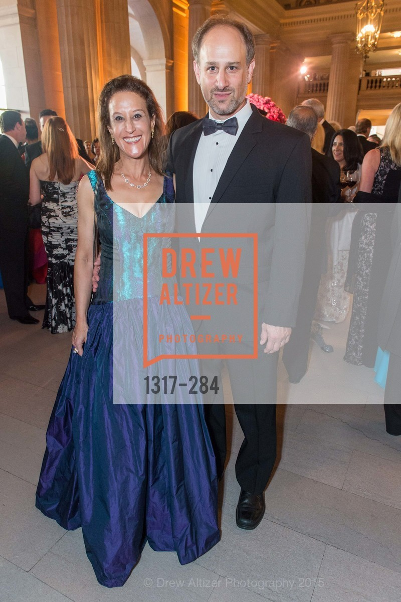 Denise Aptekar, Michael Freed, Opera Ball 2015: Moonlight & Music, War Memorial Opera House. 301 Van Ness Ave, September 11th, 2015,Drew Altizer, Drew Altizer Photography, full-service agency, private events, San Francisco photographer, photographer california