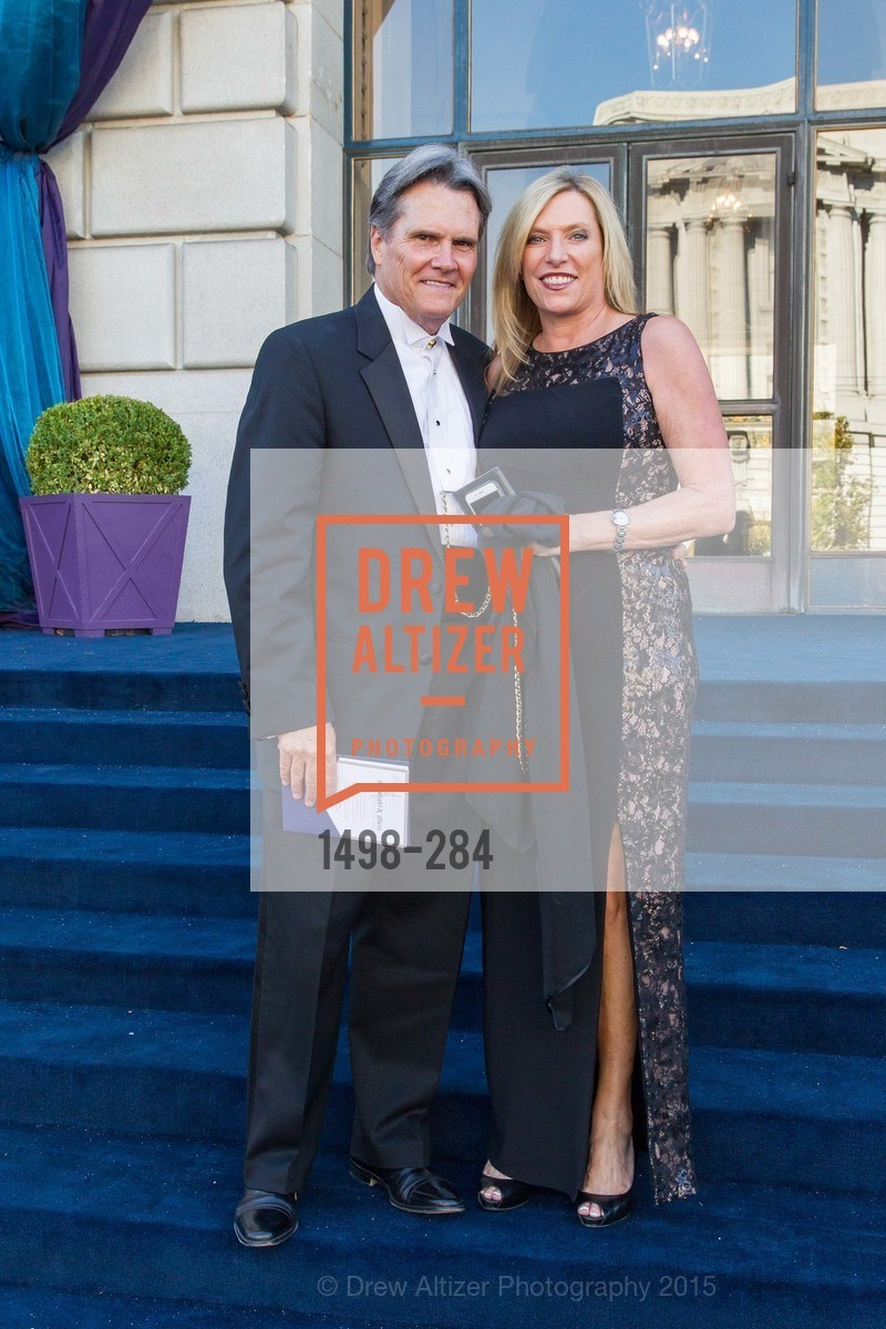 John Wied, Cindy Anderson, Opera Ball 2015: Moonlight & Music, War Memorial Opera House. 301 Van Ness Ave, September 11th, 2015,Drew Altizer, Drew Altizer Photography, full-service event agency, private events, San Francisco photographer, photographer California