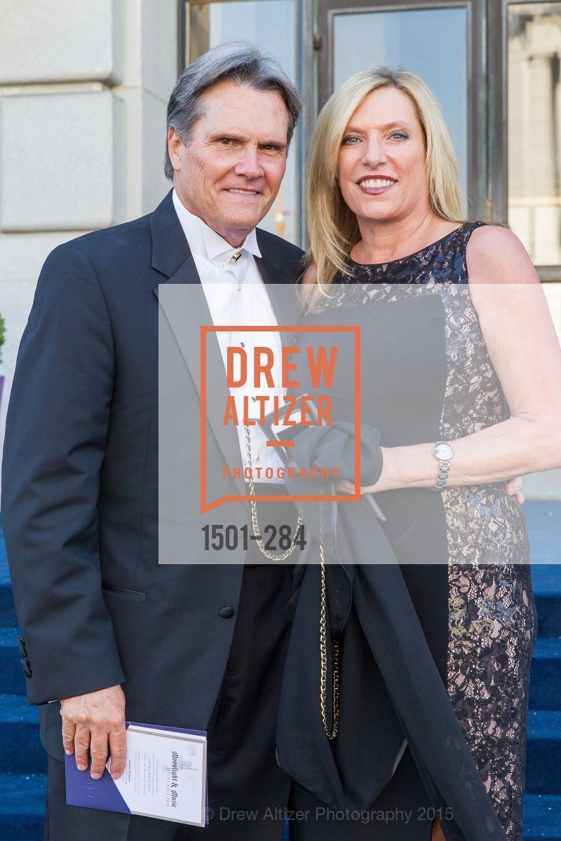 John Wied, Cindy Anderson, Opera Ball 2015: Moonlight & Music, War Memorial Opera House. 301 Van Ness Ave, September 11th, 2015,Drew Altizer, Drew Altizer Photography, full-service agency, private events, San Francisco photographer, photographer california