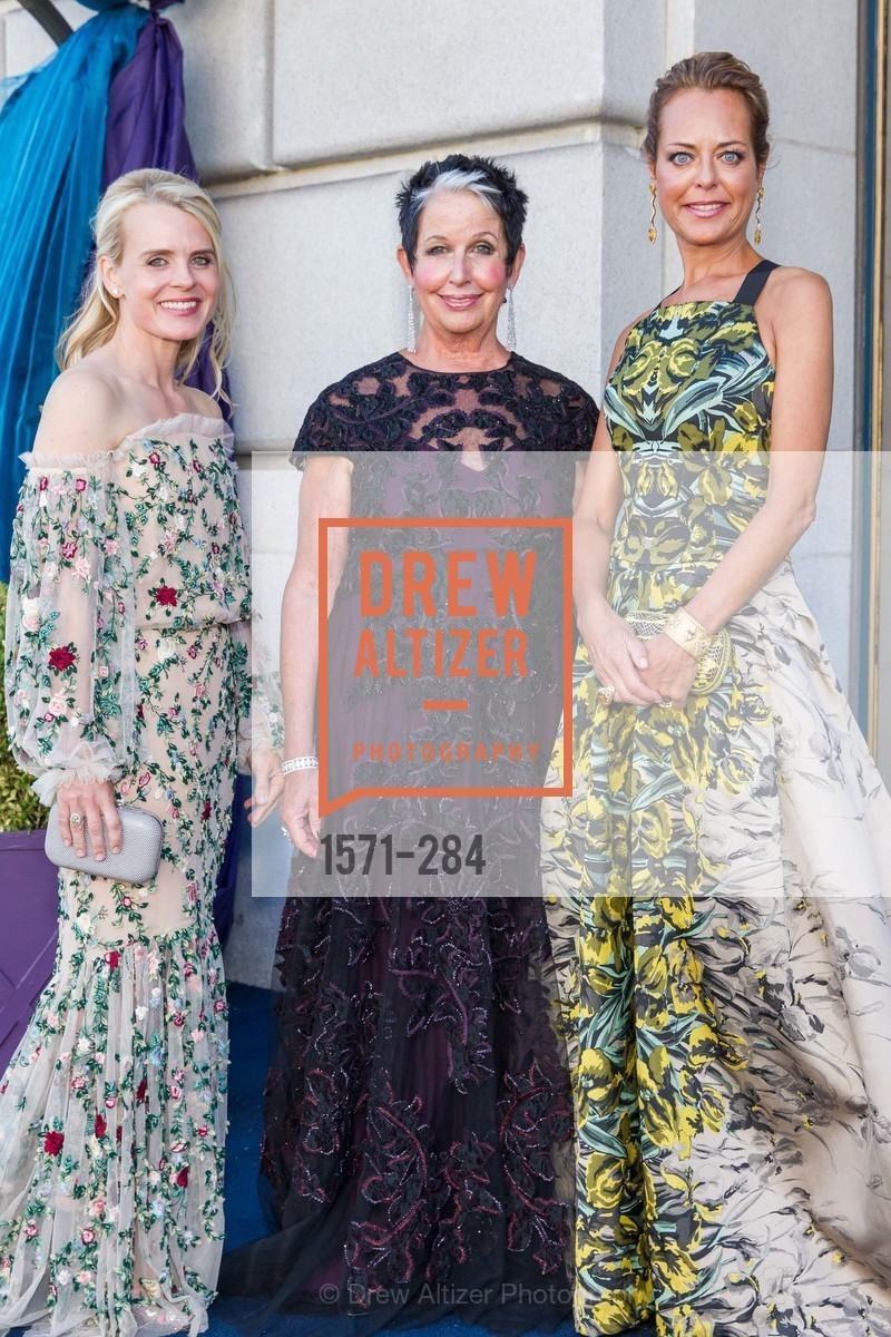 Jane Mudge, Karen Kubin, Charlot Malin, Opera Ball 2015: Moonlight & Music, War Memorial Opera House. 301 Van Ness Ave, September 11th, 2015,Drew Altizer, Drew Altizer Photography, full-service agency, private events, San Francisco photographer, photographer california
