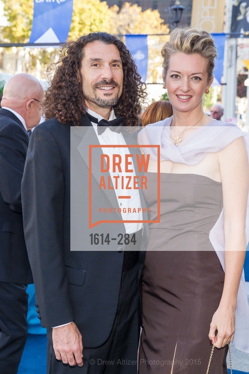 Mitch Shapiro, Ileana Facchini, Opera Ball 2015: Moonlight & Music, War Memorial Opera House. 301 Van Ness Ave, September 11th, 2015,Drew Altizer, Drew Altizer Photography, full-service event agency, private events, San Francisco photographer, photographer California
