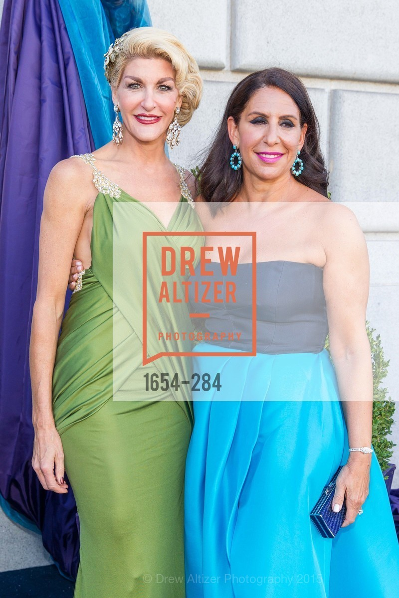 Karen Caldwell, Lisa Grotts, Opera Ball 2015: Moonlight & Music, War Memorial Opera House. 301 Van Ness Ave, September 11th, 2015,Drew Altizer, Drew Altizer Photography, full-service agency, private events, San Francisco photographer, photographer california