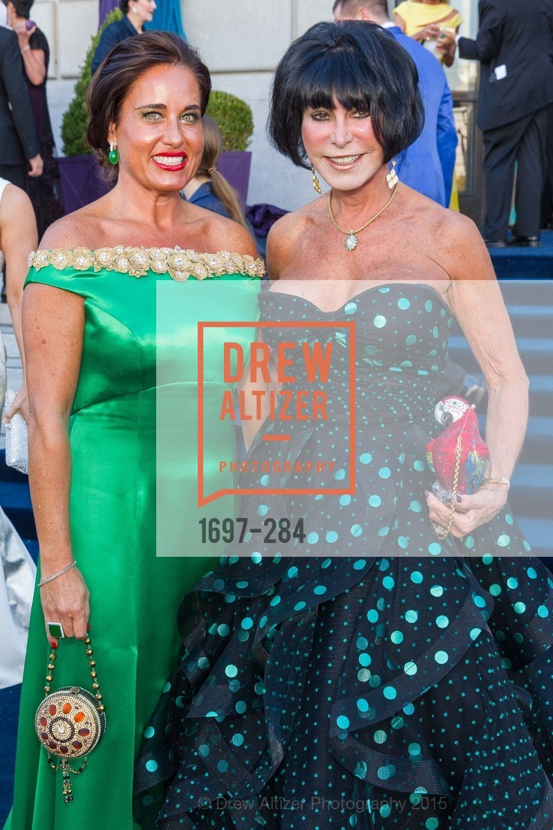 Natalia Urrutia, Marilyn Cabak, Opera Ball 2015: Moonlight & Music, War Memorial Opera House. 301 Van Ness Ave, September 11th, 2015,Drew Altizer, Drew Altizer Photography, full-service agency, private events, San Francisco photographer, photographer california