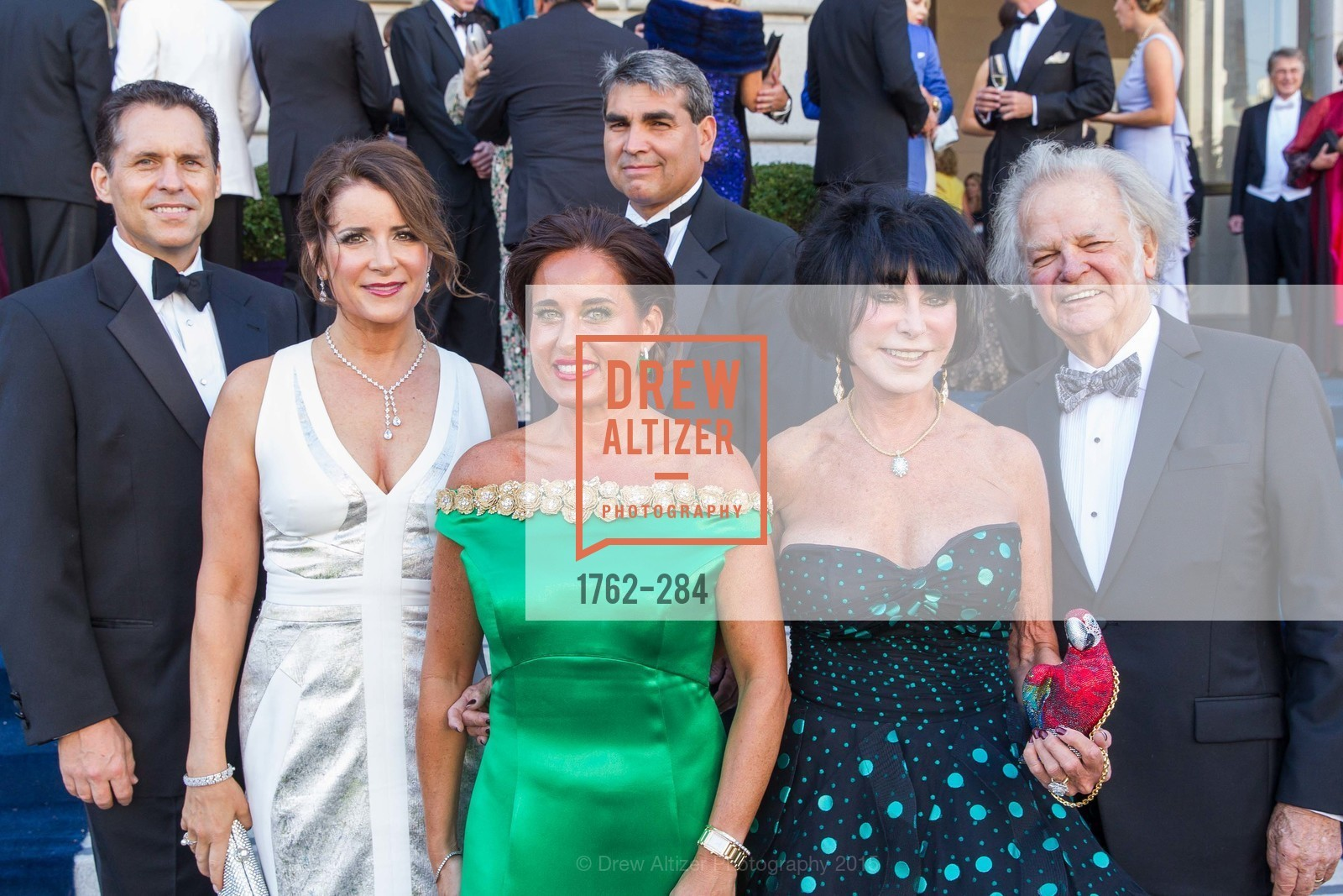 Jim Ritchie, Michelle Ritchie, Natalia Urrutia, Israel Hernandez, Marilyn Cabak, Michael Cabak, Opera Ball 2015: Moonlight & Music, War Memorial Opera House. 301 Van Ness Ave, September 11th, 2015,Drew Altizer, Drew Altizer Photography, full-service agency, private events, San Francisco photographer, photographer california