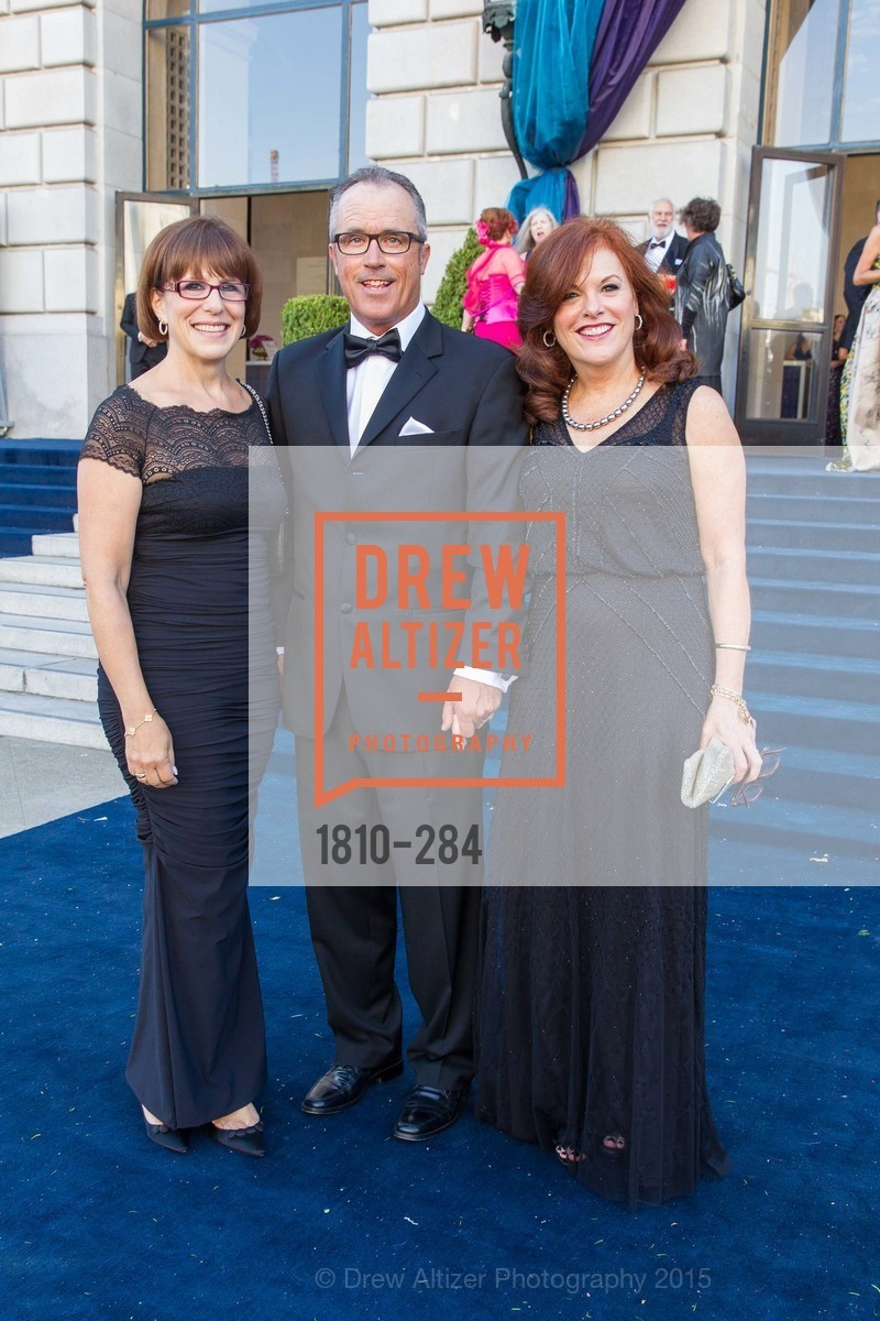 Terri Mino, Carl Spirz, Theresa Spirz, Opera Ball 2015: Moonlight & Music, War Memorial Opera House. 301 Van Ness Ave, September 11th, 2015,Drew Altizer, Drew Altizer Photography, full-service agency, private events, San Francisco photographer, photographer california