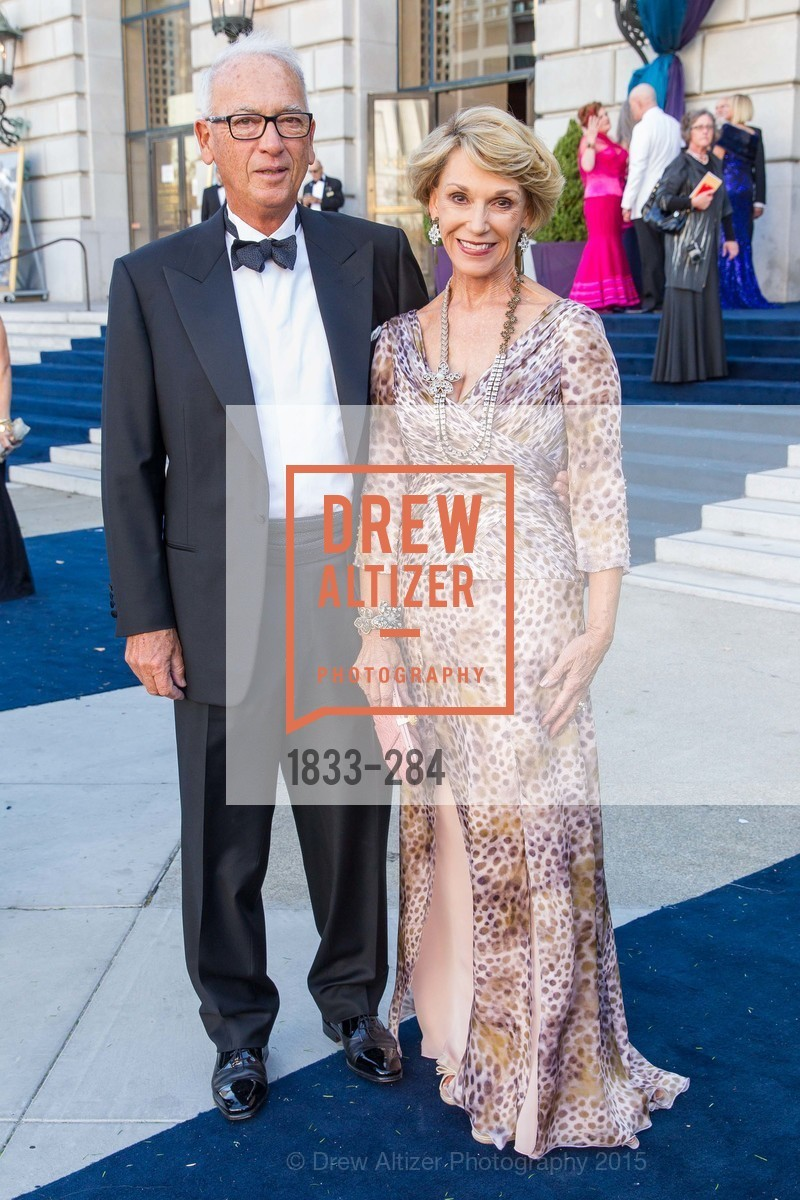 Jerry Parker, Carol Parker, Opera Ball 2015: Moonlight & Music, War Memorial Opera House. 301 Van Ness Ave, September 11th, 2015,Drew Altizer, Drew Altizer Photography, full-service agency, private events, San Francisco photographer, photographer california