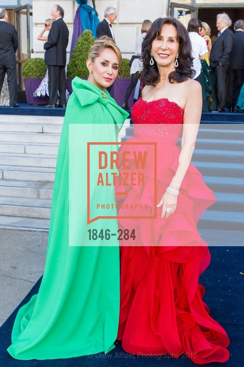 Brenda Zarate, Carolyn Chandler, Opera Ball 2015: Moonlight & Music, War Memorial Opera House. 301 Van Ness Ave, September 11th, 2015,Drew Altizer, Drew Altizer Photography, full-service agency, private events, San Francisco photographer, photographer california