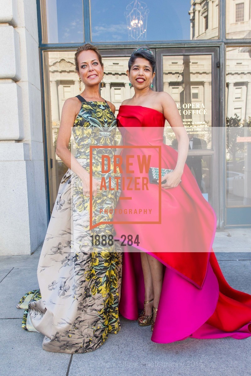 Charlot Malin, Deepa Pakianathan, Opera Ball 2015: Moonlight & Music, War Memorial Opera House. 301 Van Ness Ave, September 11th, 2015,Drew Altizer, Drew Altizer Photography, full-service agency, private events, San Francisco photographer, photographer california
