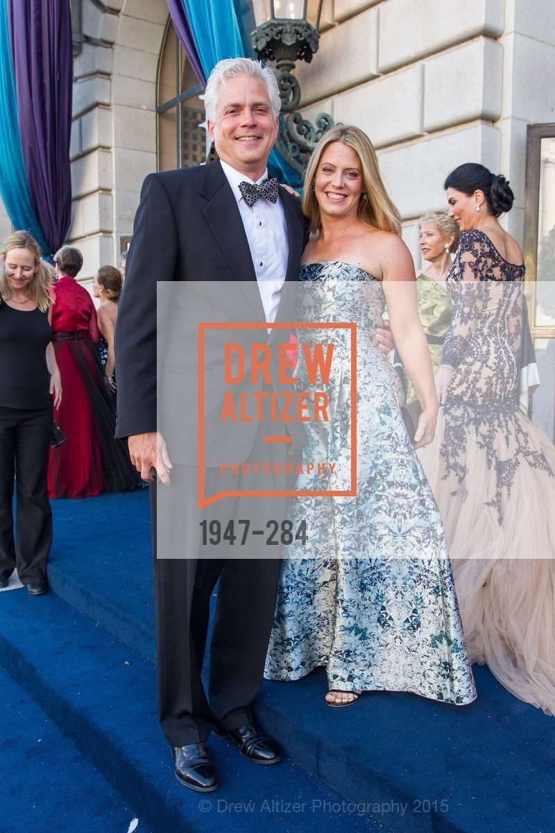 Tim Gallagher, Alexis Gallagher, Opera Ball 2015: Moonlight & Music, War Memorial Opera House. 301 Van Ness Ave, September 11th, 2015,Drew Altizer, Drew Altizer Photography, full-service agency, private events, San Francisco photographer, photographer california