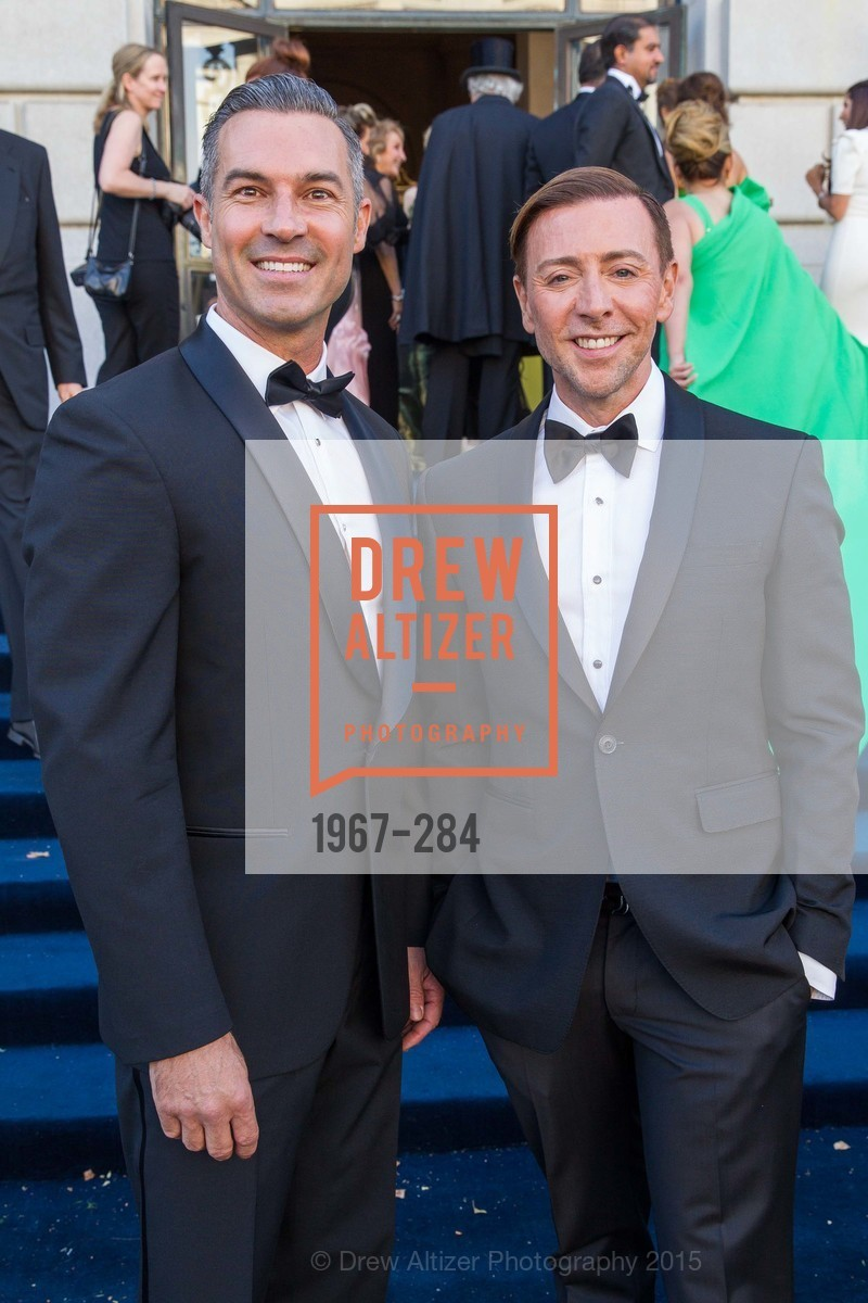 Jerome Molles, Mark Rhoades, Opera Ball 2015: Moonlight & Music, War Memorial Opera House. 301 Van Ness Ave, September 11th, 2015,Drew Altizer, Drew Altizer Photography, full-service agency, private events, San Francisco photographer, photographer california