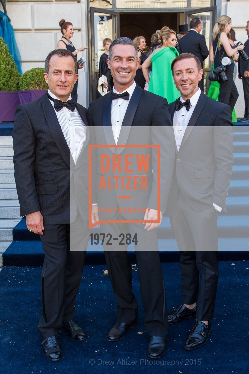 Jorge Maumer, Jerome Molles, Mark Rhoades, Opera Ball 2015: Moonlight & Music, War Memorial Opera House. 301 Van Ness Ave, September 11th, 2015,Drew Altizer, Drew Altizer Photography, full-service agency, private events, San Francisco photographer, photographer california