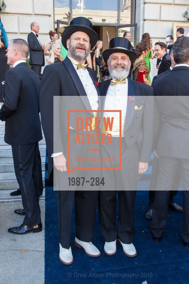 David Laudon, Randy Laroche, Opera Ball 2015: Moonlight & Music, War Memorial Opera House. 301 Van Ness Ave, September 11th, 2015,Drew Altizer, Drew Altizer Photography, full-service agency, private events, San Francisco photographer, photographer california