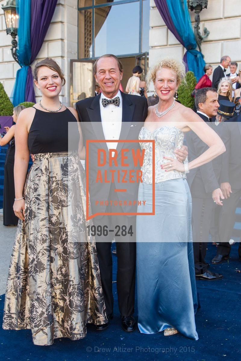 Carol Winslow, Clark Winslow, Sharon Winslow, Opera Ball 2015: Moonlight & Music, War Memorial Opera House. 301 Van Ness Ave, September 11th, 2015,Drew Altizer, Drew Altizer Photography, full-service agency, private events, San Francisco photographer, photographer california