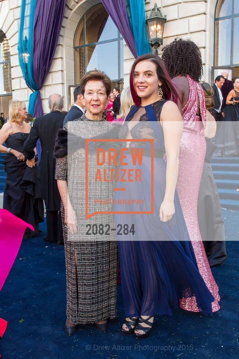 Roselyne Swig, Madeline Ehrlich, Opera Ball 2015: Moonlight & Music, War Memorial Opera House. 301 Van Ness Ave, September 11th, 2015,Drew Altizer, Drew Altizer Photography, full-service agency, private events, San Francisco photographer, photographer california
